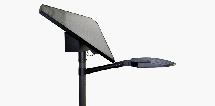 """TRIXEL"" Photovoltaic LED Streetlight"