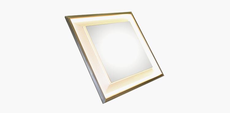 Plafoniera a riflessione LED PLED RAN