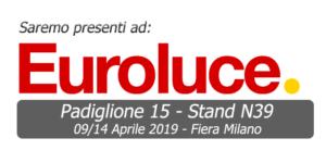 Eulux a Euroluce 2019